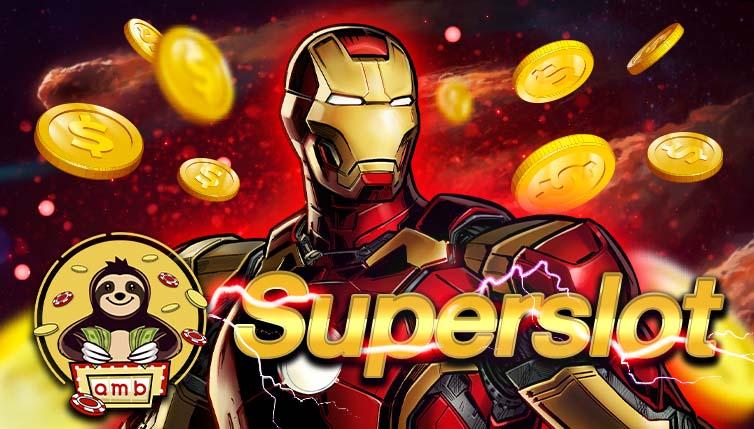 Thumbnail for Superslot แนะนำค่ายเกมรางวัลแตกรัว